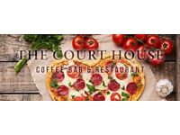 Chef de partie / Sous chef required for busy town restaurant. Wood fired pizza/ Scottish larder.