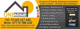 Property Maintenance & Landscaping