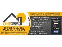 Property Maintenance & Landscaping