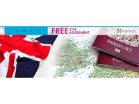 UK VISA IMMIGRATION ADVICE - Spouse Visa, ILR, Naturalisation, Tier 2, Tier 4, EU Visa