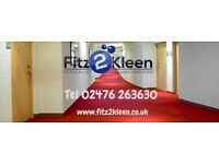 Carpet & Upholstery Cleaning Services in Coventry