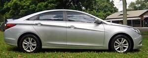 2011 Hyundai i45 Sedan Cairns Cairns City Preview
