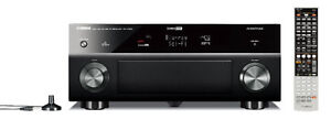 Yamaha RX-A1000 7.1-Channel Home Theater Receiver