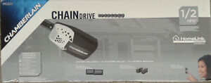 New -Sealed- Chamberlain 1/2 HP Garage Door Opener -No GST- $130