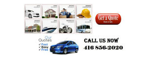 Auto | business | home| life Insurance | Call 416 856 2020