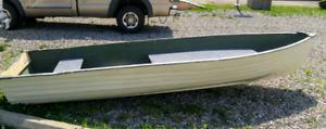 14 ft aluminum fishing boat