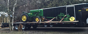 FLATBED&ENCLOSED 24/7 TOWING- VEHICLES, TRACTOR, HOUSEHOLD ETC Peterborough Peterborough Area image 3
