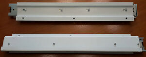 Heavy-duty steel drawer sliders with metal shelf/drawer Gatineau Ottawa / Gatineau Area image 1