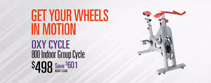 Commercial Grade Spin Bikes On Sale & In Stock Fitness Depot