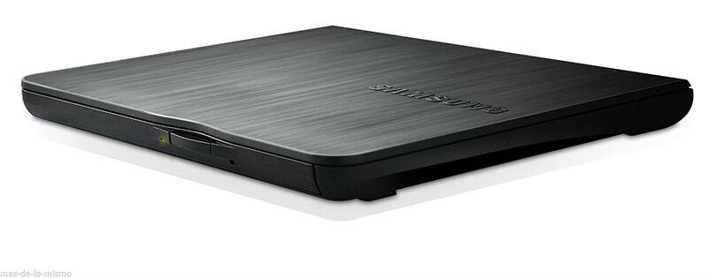 Samsung SE-218BB Ultra-Thin Optical Disc Drive