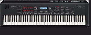 Want to buy a Yamaha MOX8 Piano,workstation  or better