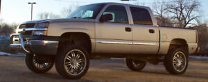 ***SOLD*** LIFTED 06 GMC 1500 - !!!PRICED FOR QUICK SALE!!!