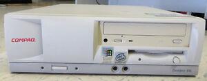 Vintage Compaq Deskpro P3