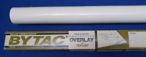 Bytac Vinyl-Supported Teflon Overlay – 25 in x 14.5 ft (4.4 m)