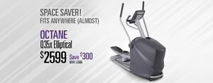 OCTANE Q35X ELLIPTICALL ON SALE AT LONDONS #1 FITNESS