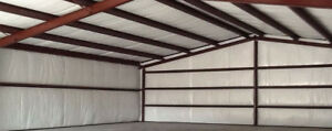 STEEL BUILDINGS FOR SUMMER DELIVERY