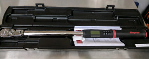 Snap on 1/2 tech angle torque wrench new