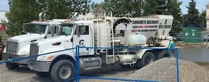 Need Concrete- Order from us for any project big or small