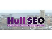 Get FREE SEO Help for your Hull business from an Online Marketing Professional