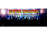 Lead Vocalist Required - Super Trouper Tribute Band