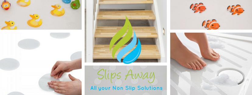 SlipsAway Non Slip Bath,Stair,Floor