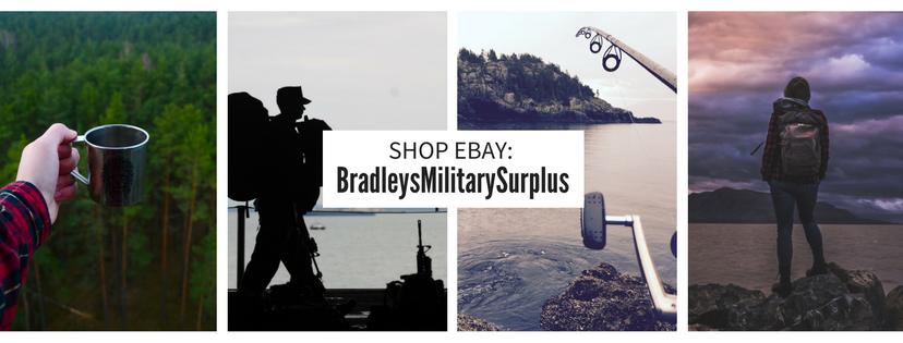 Bradley's Military Surplus