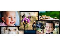 Newborn, Children, Wedding, Events, Party etc Female Photographer
