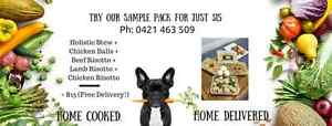Home cooked Home Delivered Pet Food  Gold Coast Text  Bundall Gold Coast City Preview