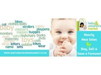 Baby & Childrens Market - Boreham Village Hall