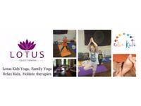 Kids Yoga/Relax classes