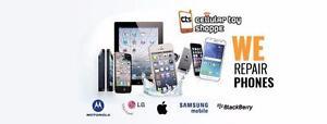 We Fix Broken Screens, Edmonton Cell Phone Repair UNLOCKING FOR MOST PHONES