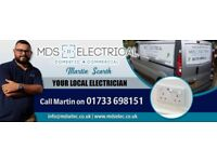 *Peterboroughs Trusted Electrician. * Local, Reliable and reasonably priced! * Fast response assured