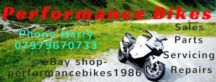 Performance Bikes Sales