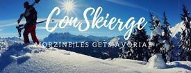 Xmas and New Year ski chalet near Morzine