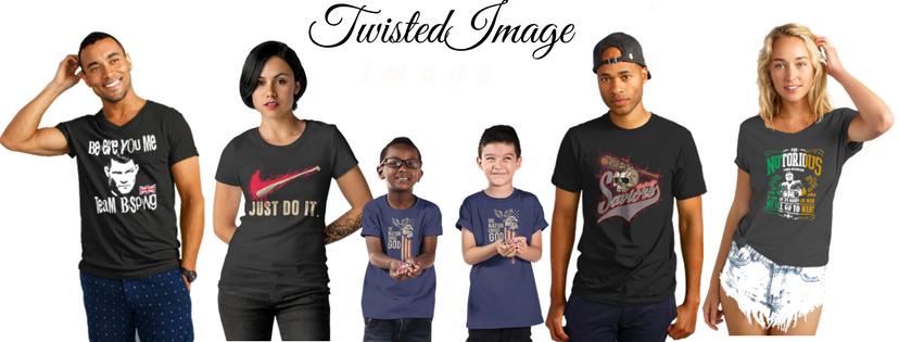 Twisted Image Tees