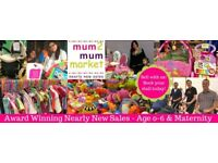 Mum2Mum Market Bristol - Nearly New Sale