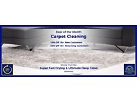 Carpet Cleaning I Super Fast Drying I Ultimate Deep Clean I Emergency Stain Removal across Scotland