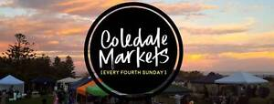 Coledale Markets Coledale Wollongong Area Preview
