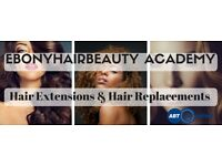 **ACCREDITED HAIR REPLACEMENT COURSE IN THE WEST MIDLANDS** BOOK YOUR SEAT TODAY