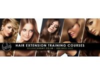 ACCREDITED HAIR EXTENSION TRAINING COURSES ACROSS THE UK 020 8432 6302