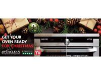 Let us make your Oven sparkling!