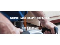 North East Carpet Cleaning - Premier Carpet Cleaning - 0800 1123570 - Christmas Offers From £20.00