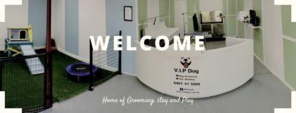 V.I.P Dog Grooming