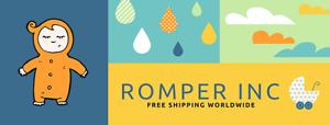 Romper Inc - Kids Onesies, Rompers, Jumpsuits Sydney Region Preview