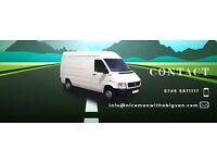 NICE man with a BIG van removal service -