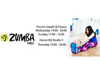 ZUMBA IN GLASGOW CITY CENTRE - AVAILABLE TO EVERYONE!