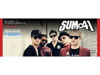 Sum 41 Kingston Hippodrome ** SOLD OUT ** Tickets x 2 - 01/03/17