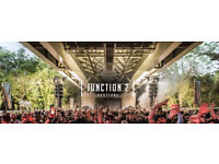Junction 2 Festival 2018 Saturday 9th June Boston Manor Park London