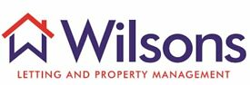 Wilsons a new Independent letting agent seeks landlords with property to rent