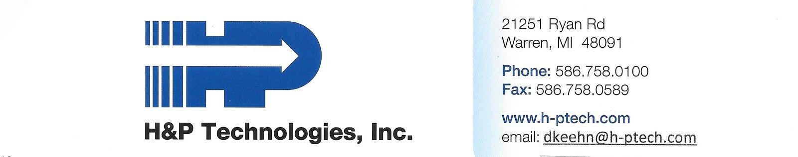 H&P Technologies inc